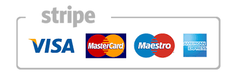 Stripe credit card payments